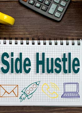 Side Hustle – Generating long term alternate income