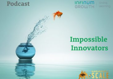 Podcast – Impossible Innovators: 3 Founders with Grit & Determination