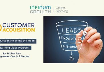 Customer Acquisition Model – 5 Key questions that define the model