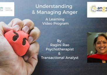 Anger Management – Understanding & Managing Anger